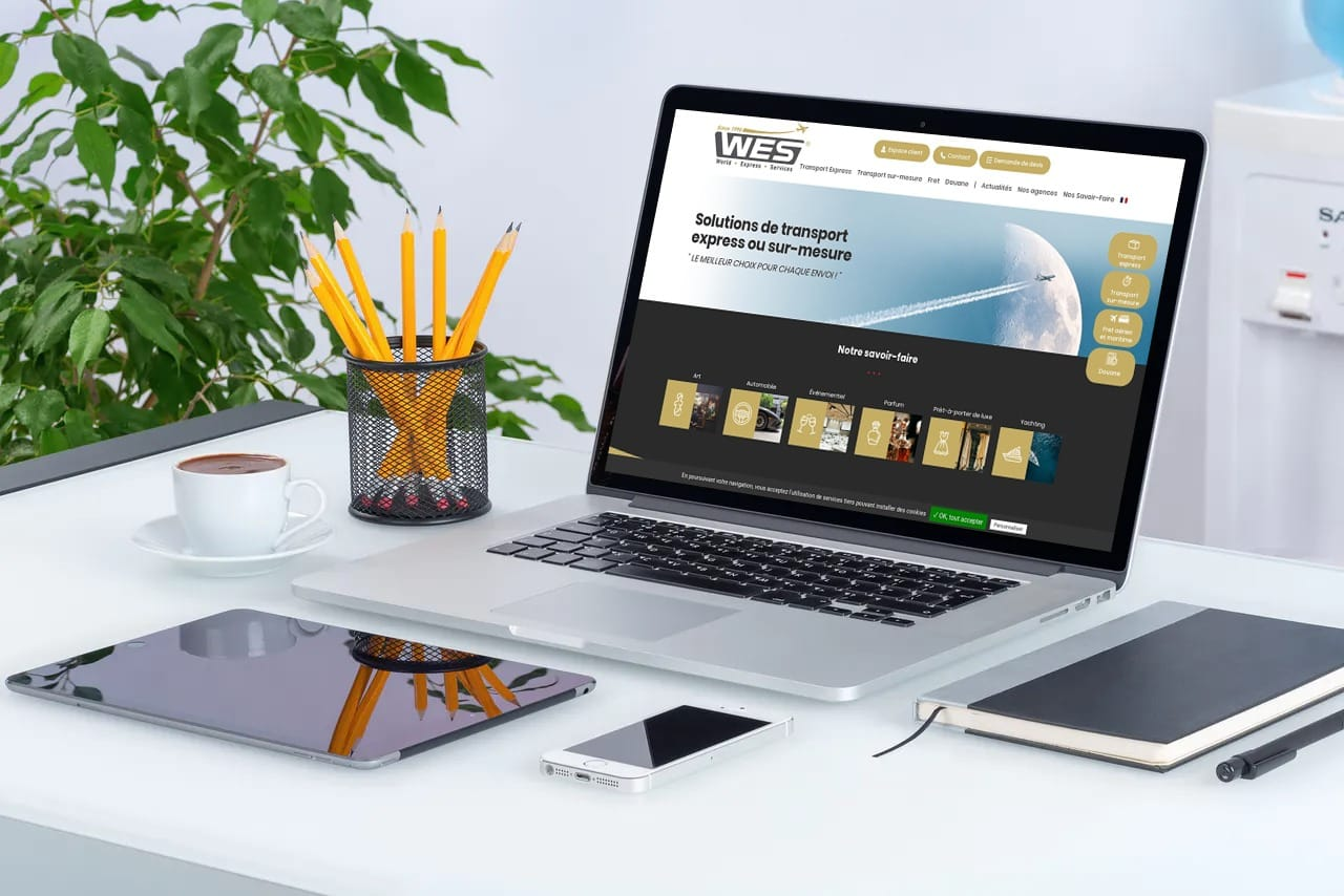 site-internet-wes-transport
