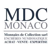 monnaie de collection Monaco